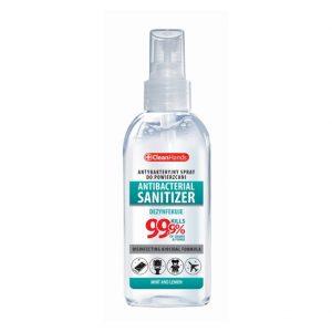 antybakteryjny spray do dezynfekcji powierzchni