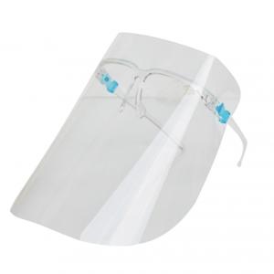 przyłbica okulary